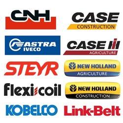 CNH / CASE / New Holland / STEYR / Link-Belt / Kobelco / Flexicoil / Astra Iveco